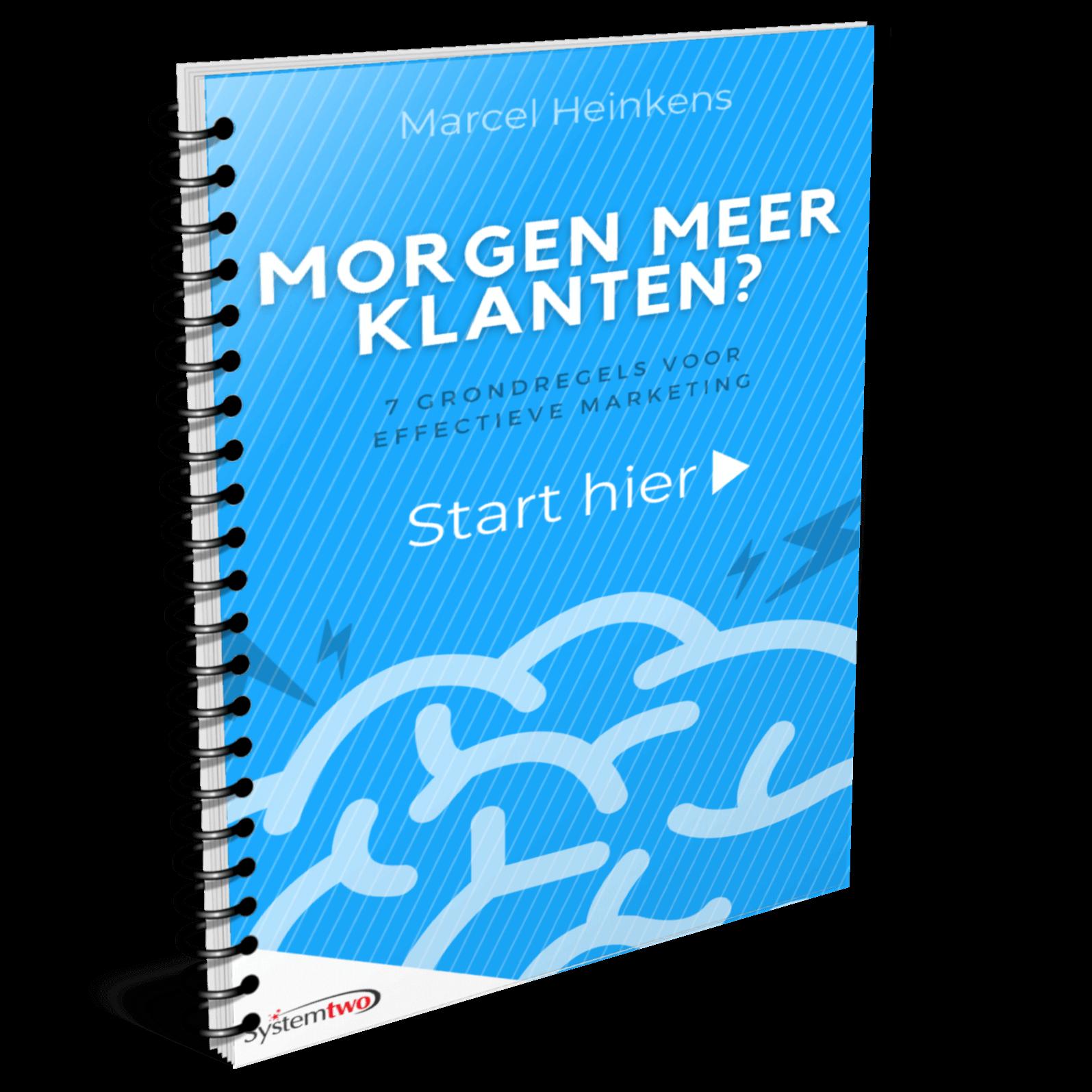 Cover Morgen Meer Klanten
