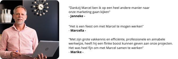 Banner Strategiegesprek